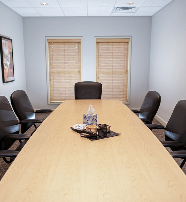 jefferson city conference room
